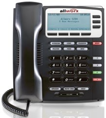Allworx 9204 and 9204G Phone